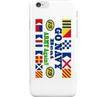 Go Navy, Beat Army - Again iPhone Case/Skin