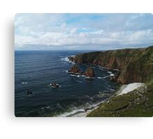 Bloody Foreland Canvas Print