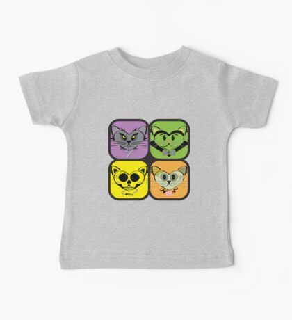Cute, but Not Cuddly Baby Tee