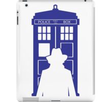 The Tardis Of Baker iPad Case/Skin