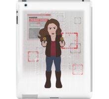 POI Chibi: Root iPad Case/Skin