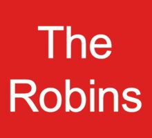 The Robins - Hull Kingston Rovers / Swindon Town / Bristol City Kids Clothes