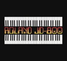 Vintage Roland JD-800 Synth Kids Clothes