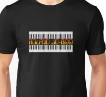Vintage Roland JD-800 Synth Unisex T-Shirt