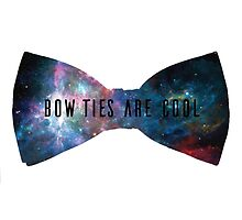 bow ties are cool by weasleysourking
