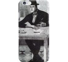 Fernando Pessoa iPhone Case/Skin