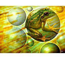 Effervescent Stream Photographic Print