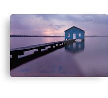 On the Swan River  Metal Print