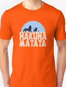 HAKUNA MATATA (night edition) T-Shirt