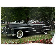 Caddy Drop Top Poster