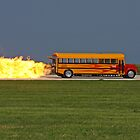 Jet Bus by Karl R. Martin