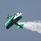 Aerobatic Airplane by Karl R. Martin