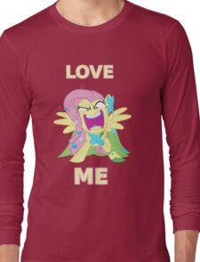 Flutter Rage Long Sleeve T-Shirt