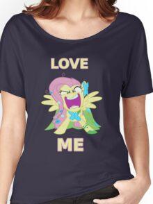 Flutter Rage Women's Relaxed Fit T-Shirt