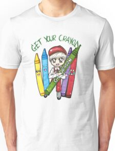 Get your Crayon- G-Dragon Unisex T-Shirt