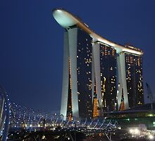 Sands Integrated Resort, Marina Bay by Property & Construction Photography