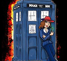 Doctor Carter by BunnyMaelstrom