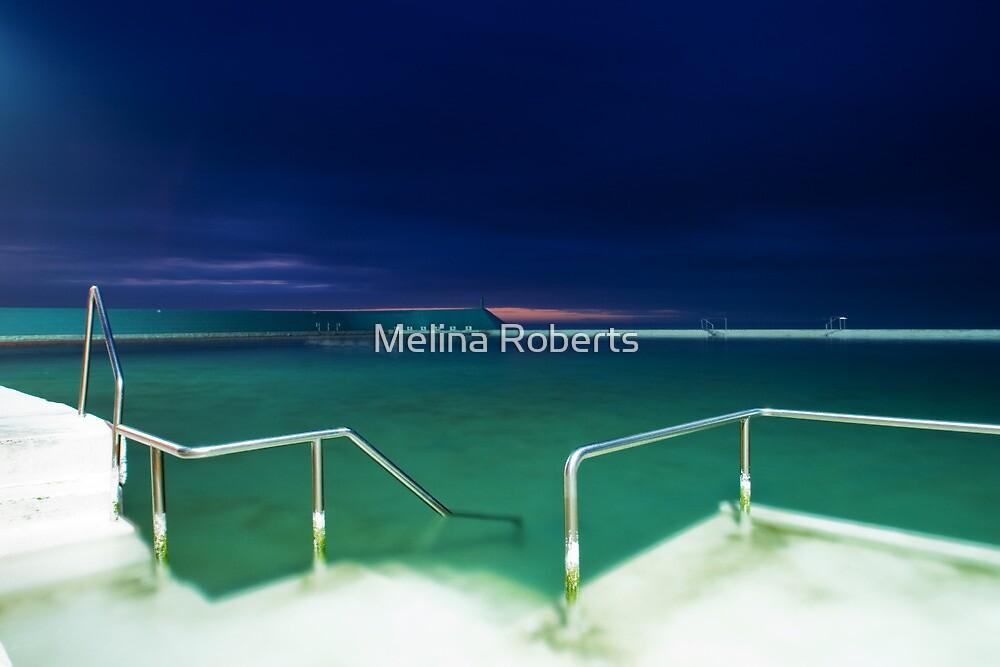 Newcastle Baths by Melina Roberts