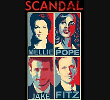 "Scandal - ""You have a Ph.D. in his crazy."" - Olivia Pope Unisex T-Shirt"