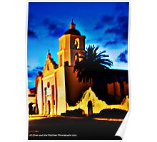 The Mission at San Luis Rey Poster