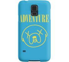 Adventure Pug Band Samsung Galaxy Case/Skin