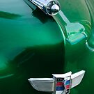 1949 Studebaker Champion Hood Ornament by Jill Reger