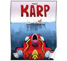 MagiKarp Poster