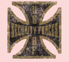 Iron Cross Security Forces One Piece - Short Sleeve