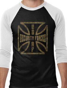 Iron Cross Security Forces Men's Baseball ¾ T-Shirt