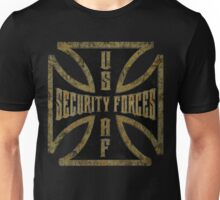 Iron Cross Security Forces Unisex T-Shirt
