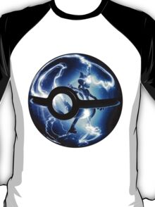 Mewtwo | Pokeball T-Shirt