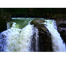 """Brink of the Falls"" Photographic Print"