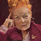 Vivienne Westwood by Nigel Silcock
