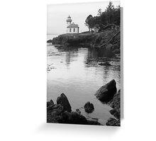 Limekiln Lighthouse Greeting Card