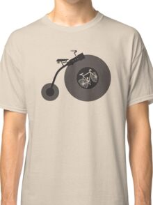 Penny Record Black Classic T-Shirt