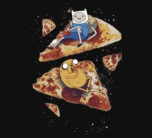 Adventure Pizza Time by JW-Designs