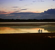 Clayton Bay Fishing by zoomak