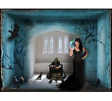 Boxed World Collection - Image 13 - Black Cherry Photographic Print