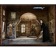 Boxed World Collection - Image 14 - The Witches Realm Photographic Print