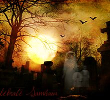 Celebrate Samhain by Scott Mitchell