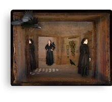 Boxed World Collection - Image 18 - Raven House Canvas Print