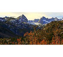 """""""Sierra Panorama""""  Photographic Print"""