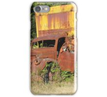 Chevrolet Moving Truck iPhone Case/Skin