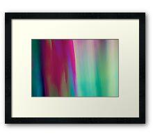 Kawele #13 (Towel Series) Framed Print