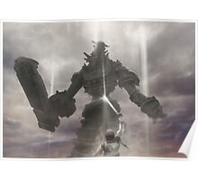 Calm Giant (29 left!) Poster