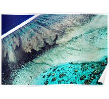 Ningaloo Reef, Western Australia Poster