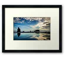 Walking in my Dreams Framed Print