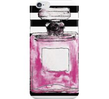Perfume bottle iPhone Case/Skin
