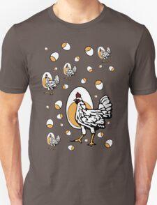 Retro Roseanne Chickens T-Shirt