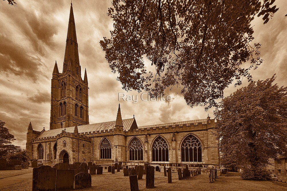 St Wulframs Church, Profile by Ray Clarke